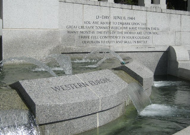 World War II Memorial - Europe